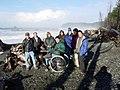 Beach wheelchair access people NPS Photo (17184106658).jpg