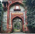 Beautiful Gate at Lodhi garden.jpg