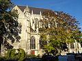 Beauvais (60), église Saint-Étienne, croisillon sud et chœur.JPG