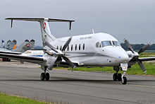 Beechcraft 1900 Swiss Air Force.jpg