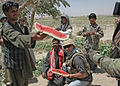 Behind the melons, Soldiers and Afghan Border Police build trust with local farmers 120810-A-WQ555-054.jpg