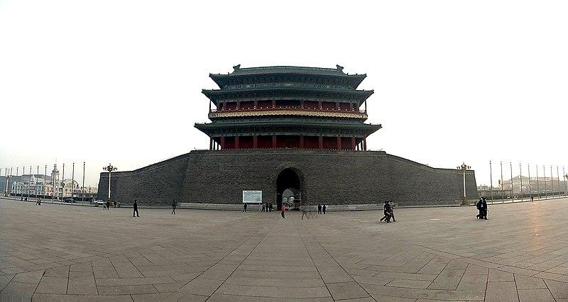File:BeijingTiananmenSquaregatepicture2.jpg