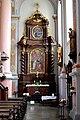 Beilstein, karmelieter kloosterkerk, rechter zijaltaar.jpg