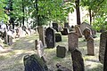 Beit Kevaroth Jewish cemetery Prague Josefov IMG 2774.JPG