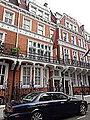 Belarusian Embassy, Kensington Court, London (25th September 2014) 001.JPG