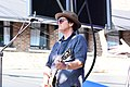 Ben London playing with Carrie Akre - Ballard Seafood Fest 2019 - 01.jpg