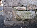 Bench mark on Ruthin Town Hall - geograph.org.uk - 1671580.jpg