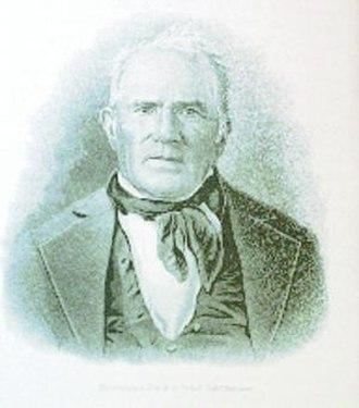 Ohio's 18th congressional district - Image: Benjamin Jones (congressman)