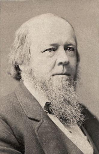 Benjamin Silliman Jr. - Benjamin Silliman Jr. c. 1865