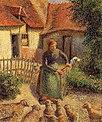 19 / rentrant des moutons