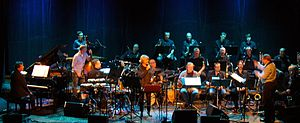 Bergen Big Band - Image: Bergen Big Band 1