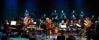 Bergen Big Band - Image: Bergen Big Band 1