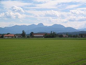 Bruckmühl - View