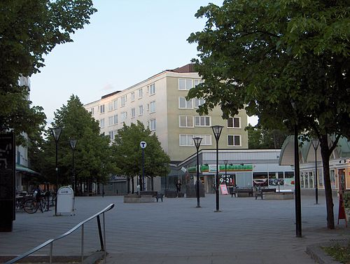 Apartments for rent in Solna - Bergshamra, 4 rooms