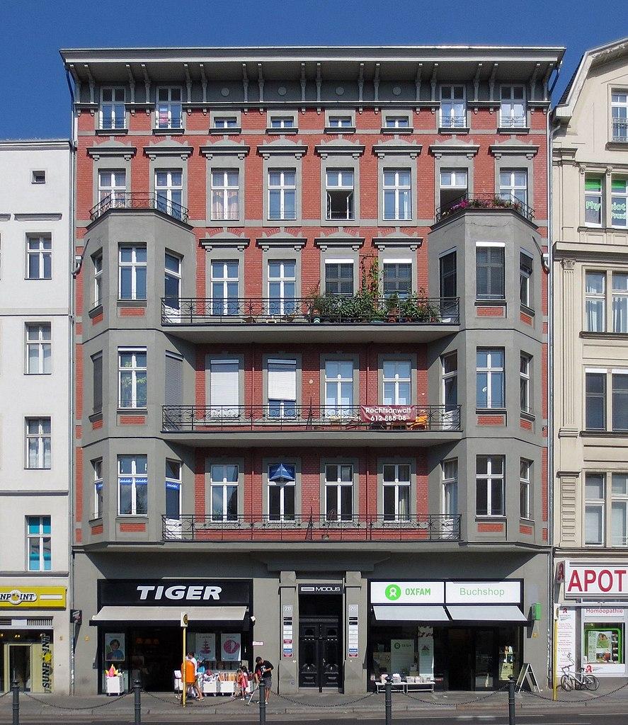 file berlin schoeneberg hauptstrasse 20 wikimedia commons. Black Bedroom Furniture Sets. Home Design Ideas