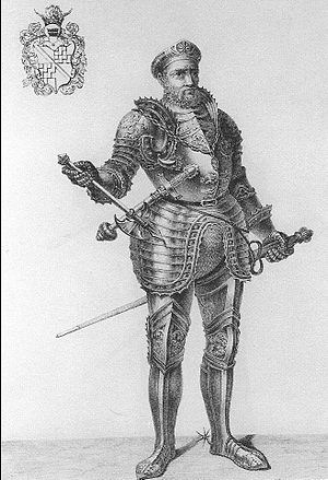 Bernhard III, Margrave of Baden-Baden - Margrave Bernhard III of Baden-Baden