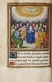 Besancon Book of Hours, f.91v, (195 x 135 mm), 16th century, Alexander Turnbull Library, MSR-07. (5344533664).jpg