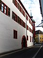 Besides Dom St. Kilian, Würzburg, 25 Aug 2010 - panoramio.jpg