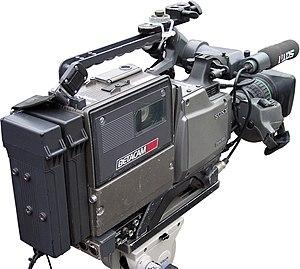 Betacam - Sony Betacam SP Camcorder.