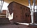 Bete Ghenettea Mariam (Huis van Maria), waarschijnlijk de oudste van alle kerken (6821629021).jpg