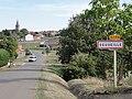 Beuveille (Meurthe-et-M.) city limit sign.JPG
