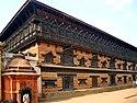 Bhaktapur palais 55 fenetres