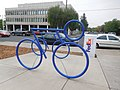 Bicycle parking in Moscow, Idaho (36916846031).jpg