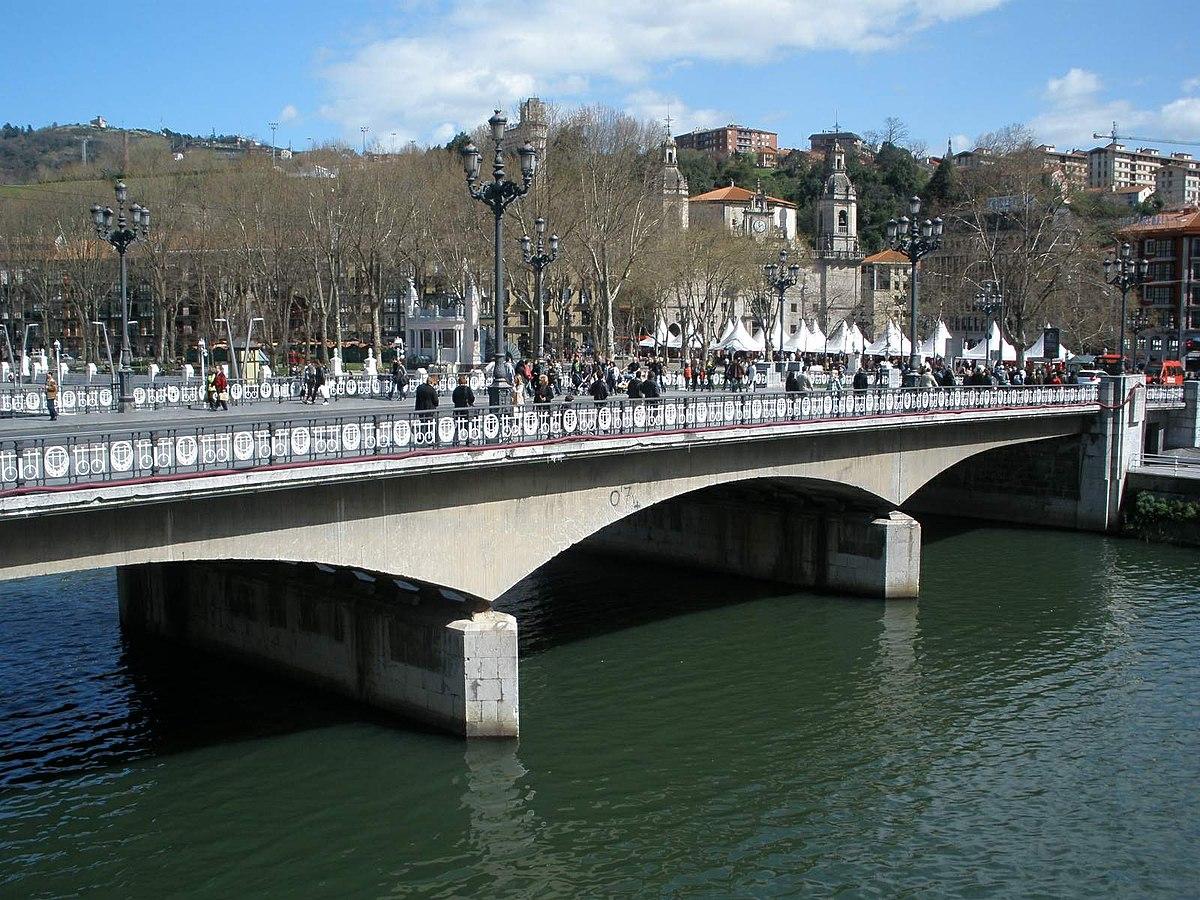 Puente del arenal wikipedia la enciclopedia libre for Material de oficina bilbao