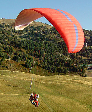 Ozone Gliders - Ozone Cosmic Rider two-place paraglider