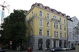 Bismarckstraße in München