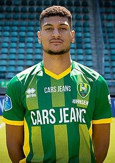 Bjørn Maars Johnsen Norwegian footballer