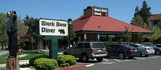 Black Bear Diner restaurant chain located in the Western United States