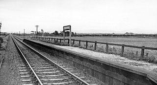 Black Dyke Halt railway station