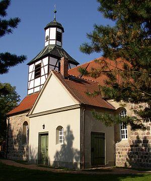 Blankenfelde-Mahlow - Church in Blankenfelde