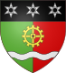 Coat of arms of Rubécourt-et-Lamécourt