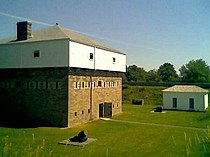Blockhouse and latrine from SW.jpg