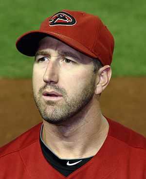 Willie Bloomquist - Bloomquist with the Arizona Diamondbacks