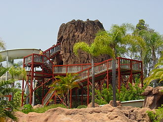 History of Dreamworld - Blue Lagoon water park in 2002