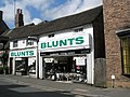 Blunts in West Castle Street - geograph.org.uk - 1453461.jpg