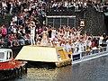 Boat 66 De Nederlandsche Bank, Canal Parade Amsterdam 2017 foto 2.JPG