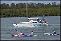 Boats Cabbage Tree Creek Shorncliffe Race Day-13 (26014605846).jpg