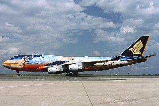 Singapore Airlines Flight 006 aviation accident