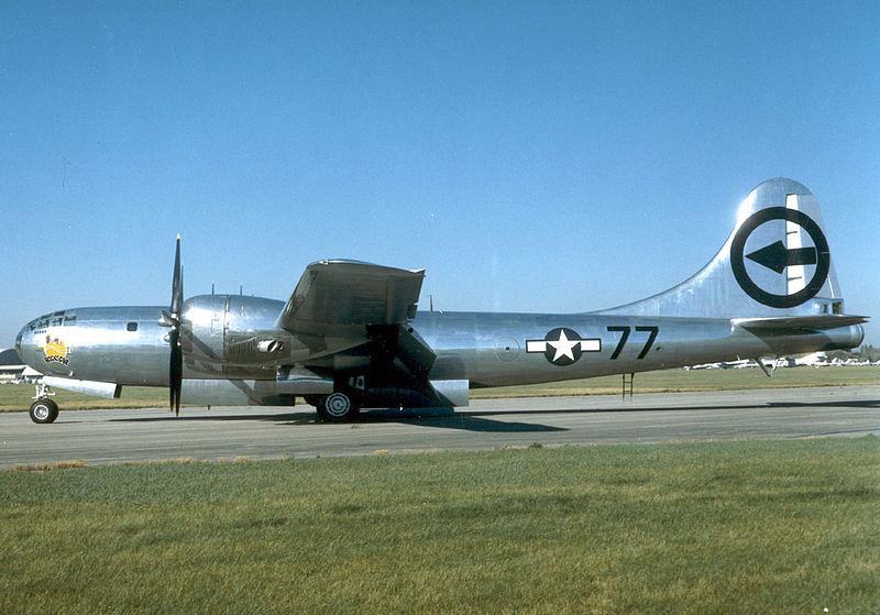File:Boeing B-29 Superfortress Bockscar 2 USAF.jpg