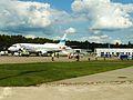 Boeing na lotnisku Bydgoszcz-Szwederowo.JPG