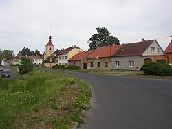 Bohusovice nad Ohri CZ Tyl Street towards ESE 183.jpg