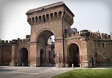 Bologna wikipedia - Piazza di porta saragozza bologna ...