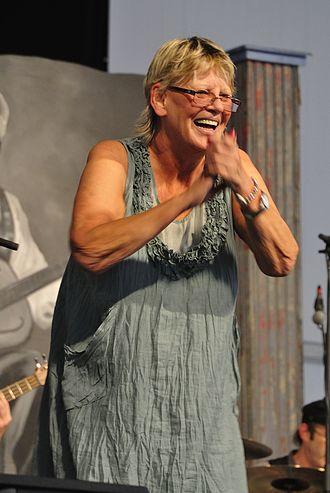 Bonnie Bramlett - Bramlett at the 2012 New Orleans Jazz & Heritage Festival