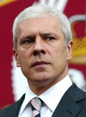 President of Serbia - Image: Boris Tadic 2010