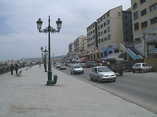 Boumerdès City in Boumerdès Province, Algeria