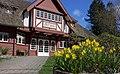 Bowen Island Public Library with daffodils.jpg